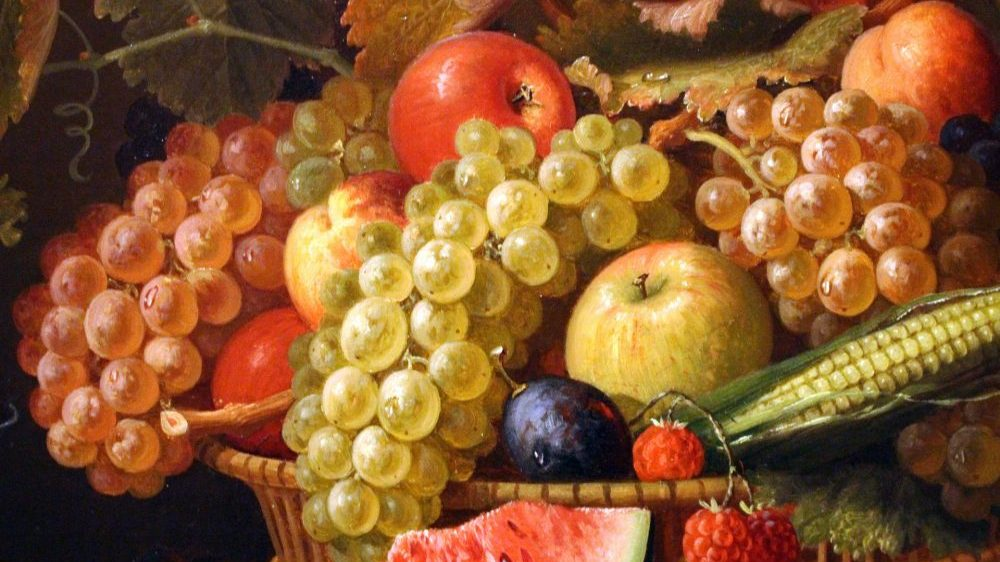 Šta umetnička dela govore o našoj hrani? 2