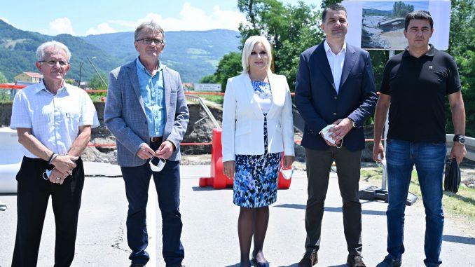 Mihajlović: Devet milijardi dinara uložili u puteve u Mačvanskom okrugu 2