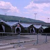 Vojska Srbije formirala poljsku bolnicu u Novom Pazaru 8