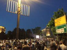 Četvrto veče protesta ponovo obeležili incidenti (FOTO, VIDEO) 20