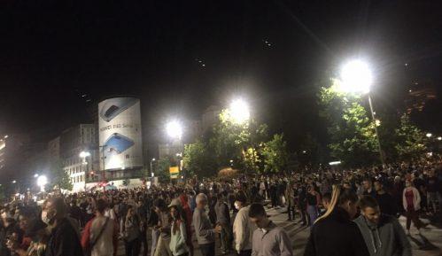 Protest dijaspore za demokratiju, slobodu, ljudska prava i ljudske živote u Srbiji 13