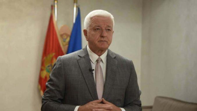 Odlazeći crnogorski premijer: Podele u Crnoj Gori nisu nastale zbog DPS-a 5