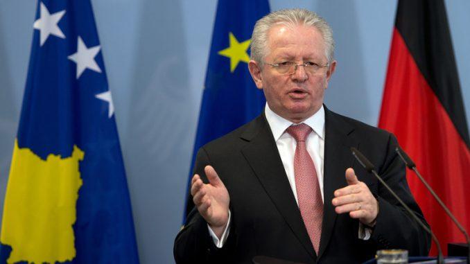 Hiseni posle razgovora sa Palmerom: SAD podržavaju dijalog u Briselu 4