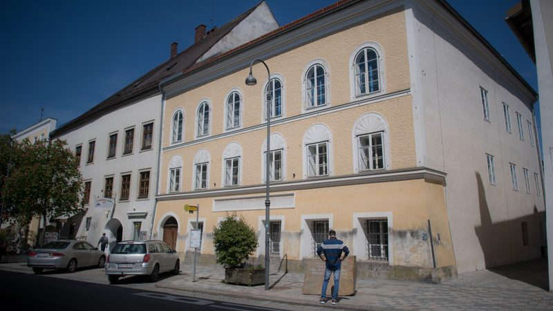 What will happen to Adolf Hitler's birthplace?  3