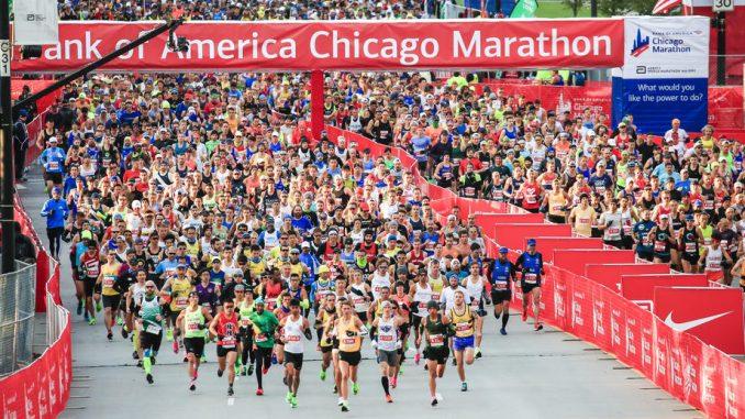 Pandemija otkazala i maraton u Čikagu 1