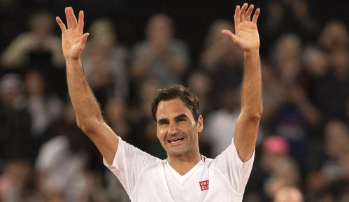 Federer se sprema za sledeću sezonu i Olimpijske igre 5
