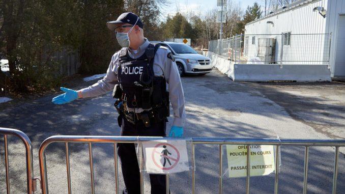RSE: Pandemija izaziva napetosti na kanadsko-američkoj granici 3