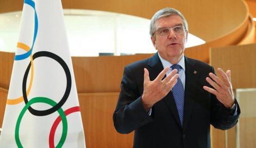 Predsednik MOK: Razgovaraće se sa sportistima o pravilima iskazivanja protesta na OI 6