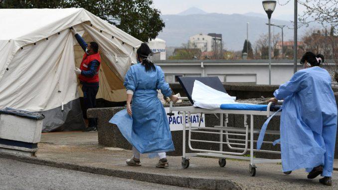 Simović: Crna Gora usred novog talasa korona virusa, rizična okupljanja ostavila posledice 4