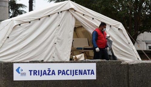 U Crnoj Gori drastično raste broj obolelih, četvrtina testiranih pozitivna 1
