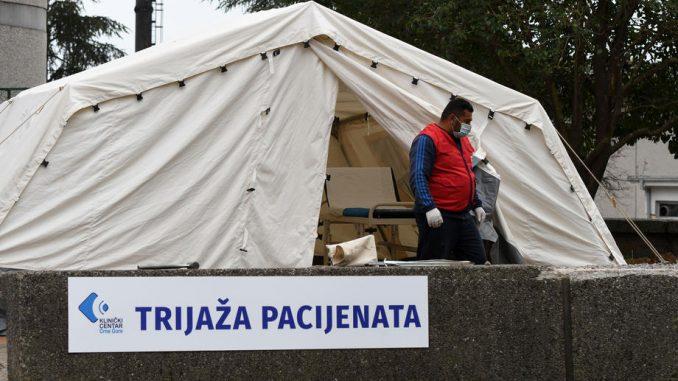 U Crnoj Gori preminulo još šest osoba, 546 novozaraženih 5