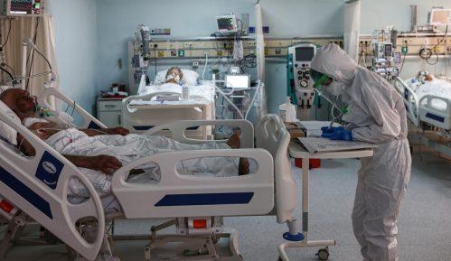 U čačanskoj bolnici 11 pacijenata kovid odeljenja na respiratorima 9