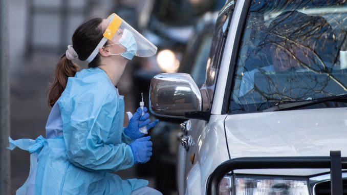 SAD kategorisale države po stepenu opasnosti od infekcije kovidom-19 1