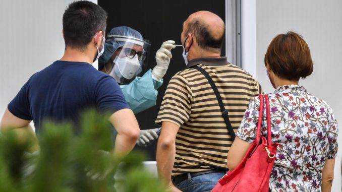 Novih 1.069 zaraženih i 29 smrtnih slučajeva u Severnoj Makedoniji 1