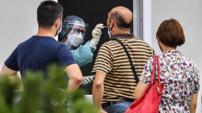 Novih 1.069 zaraženih i 29 smrtnih slučajeva u Severnoj Makedoniji 3