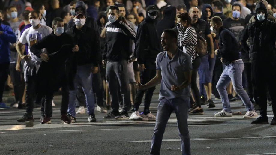CEAS o protestu: Pokušaj slabljenja pozicije Srbije u dijalogu sa Prištinom 1
