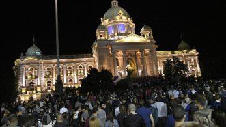 Epilog protesta: Povređena 43 policajca i 17 demonstranata, Rebić označio organizatore 18
