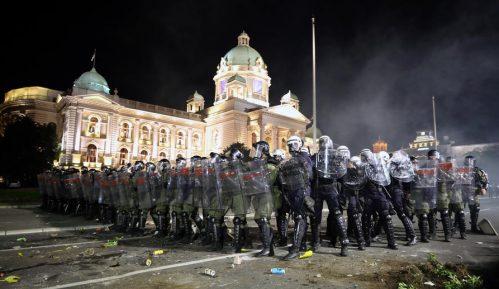 Stefanović (SSP) osporio ambasadora SAD: Reakcija policije tokom protesta nije bila uzdržana 12