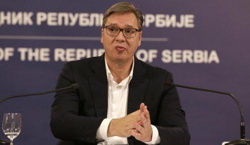 Vučićevi razgovori o novoj opoziciji 12