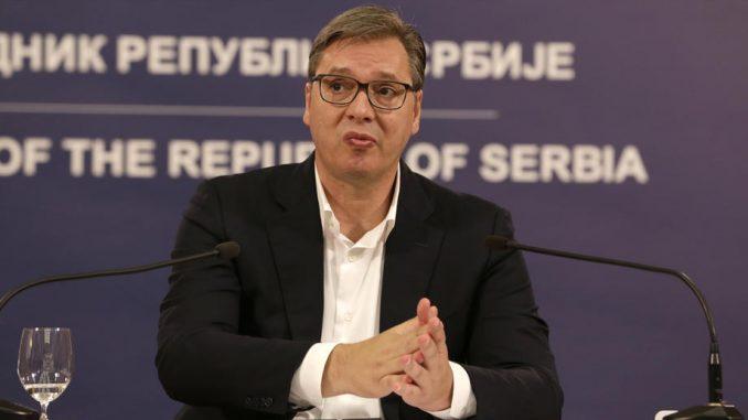 Vučić počeo konsultacije o novoj vladi, prvi sastanak sa predstavnicima Albanske demokratske alternative 3