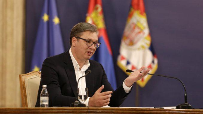 Vučić: Blokiranje auto-puta je čist terorizam 2
