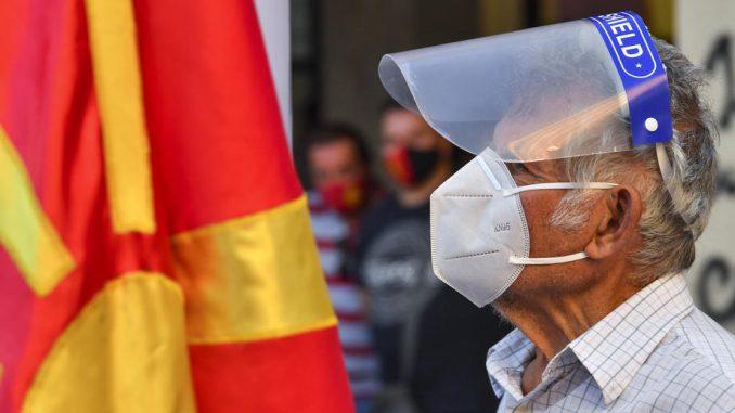 Novih 520 zaraženih i 12 smrtnih slučajeva u Severnoj Makedoniji 1