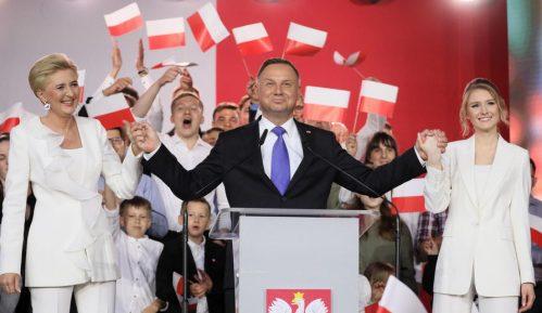 Poljaci u nedelju tesno izabrali za predsednika ponovo Andžeja Dudu 5