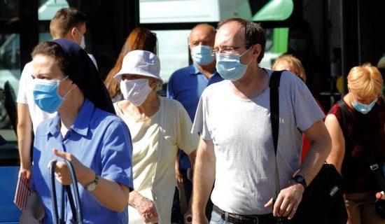 U Hrvatskoj 1.293 novoobolelih, umrlo 14 osoba 13