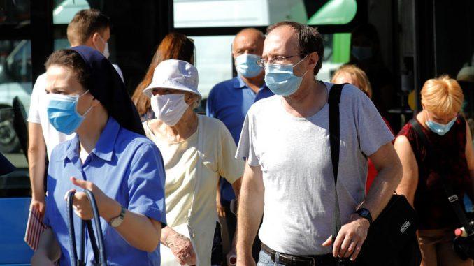 U Hrvatskoj 2.378 novoobolelih i 23 umrlih, najviše u jednom danu do sada 1