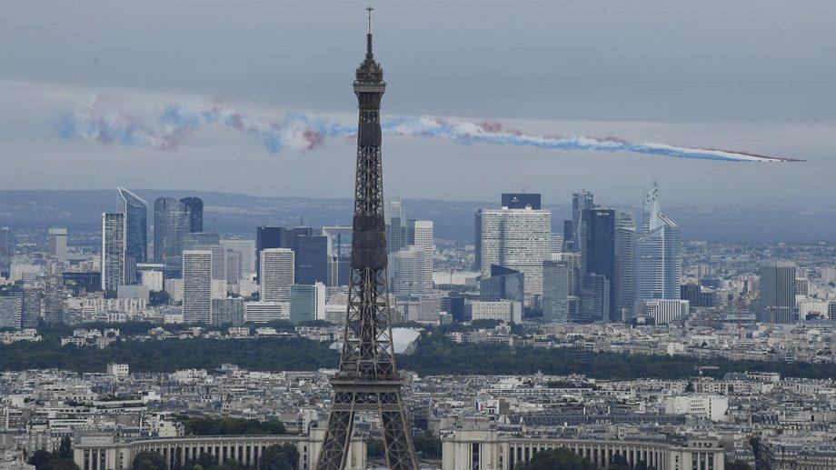Dodatne bezbednosne mere u Parizu zbog finala Lige šampiona 1