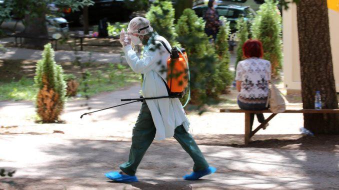 U Srbiji 351 novooboleli, još 11 umrlih i 169 na respiratorima 4