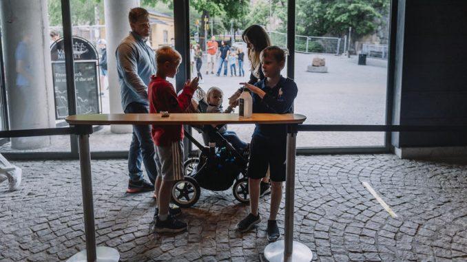 Novi sistem za borbu sa korona virusom u Švedskoj 1