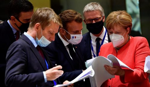 """Predsednik Francuske ocenio samit EU kao """"najvažniji trenutak od stvaranja evra"""" 9"""
