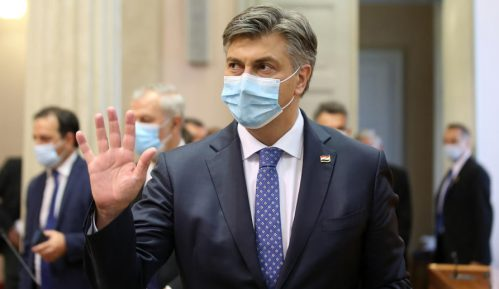 Sabor potvrdio novu vladu desnog centra premijera Andreja Plenkovića 1