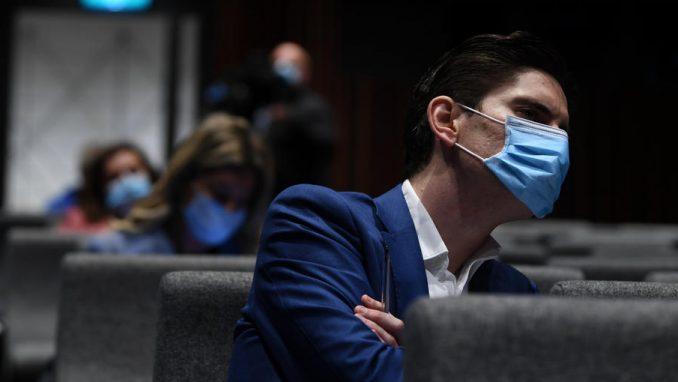 Kampanja #BudiDanasOdgovoran: Javne ličnosti vas pozivaju da nosite maske (VIDEO) 2