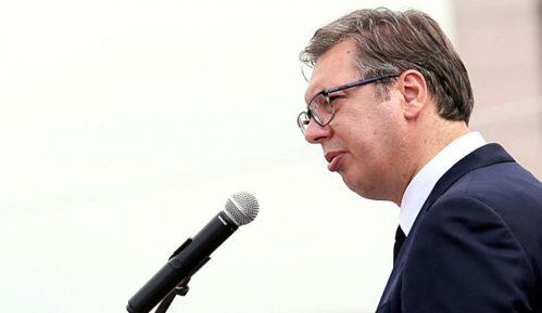 Vučić: Seo sam na tu stolicu da bih podigao ugled Srbije u svetu 7
