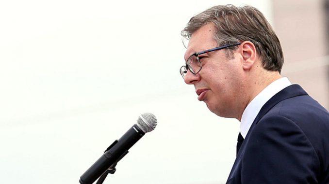 Vučić: Seo sam na tu stolicu da bih podigao ugled Srbije u svetu 3