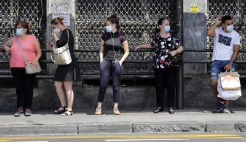 Još 59 obolelih, jedna osoba preminula, na respiratorima 21 5
