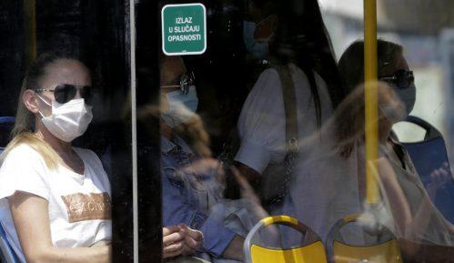 Kočović: Masku u javnom prevozu nosi 94 odsto građana, u tržnim centrima 96 odsto 10
