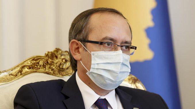 Hoti informisao ambasadore velike petorke o dijalogu sa Beogradom 5