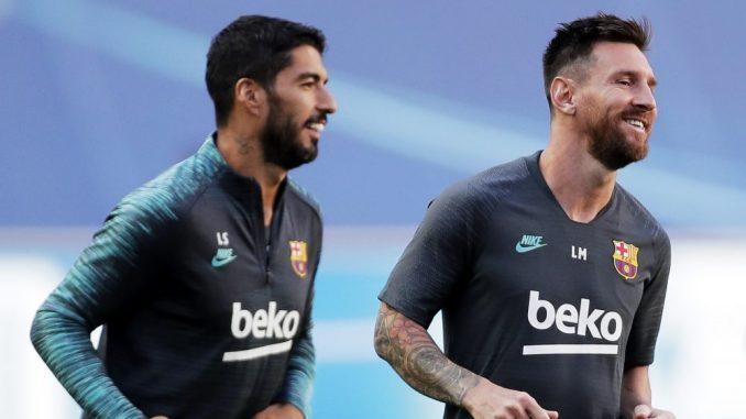 Metla za Suareza: Kuman počeo da sprovodi svoju viziju nove Barselone 2