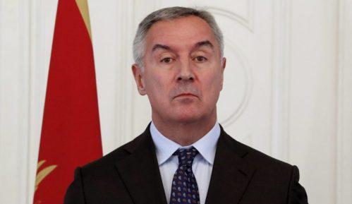 Milo Đukanović na lečenju zbog upale pluća 2