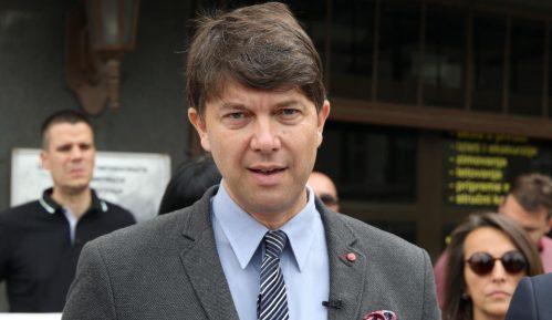 Savez za Srbiju: Nikola Jovanović podneo ostavku na mesto šefa odbornika SzS u Beogradu 2