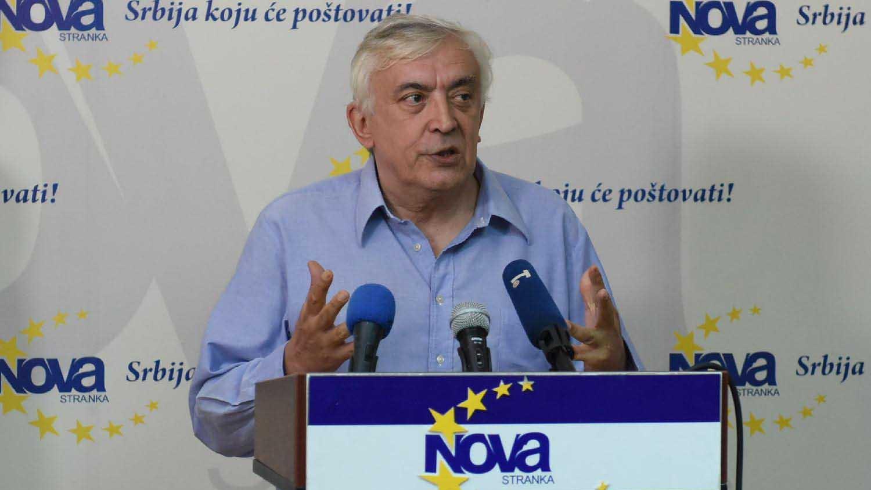 Ljubivoje Tadić: Bojkot stranke su nanele veliku štetu stvarnoj opoziciji 1