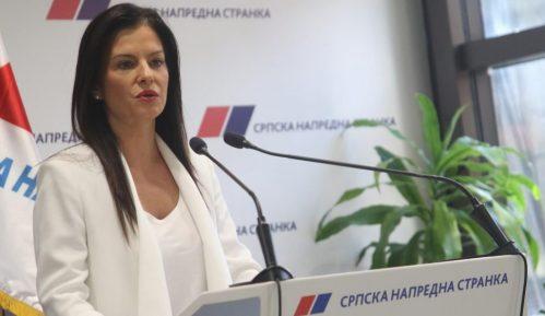 Nije bilo predloga da Marija Obradović bude predsednica Skupštine 2