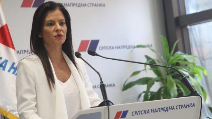 Nije bilo predloga da Marija Obradović bude predsednica Skupštine 5