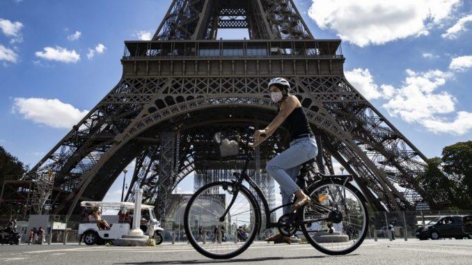 Žarišta zaraze na francuskim univerzitetima lekcija Evropi 5