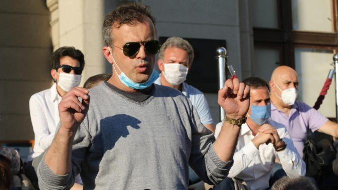Trifunović: Tužba ministra policije pritisak na Danas i priznanje krivice 5