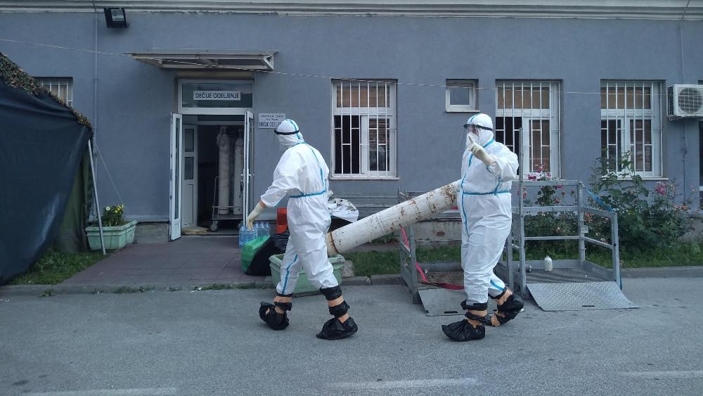 Duplo više otpusta od prijema u bolnicima u Novom Pazaru 1