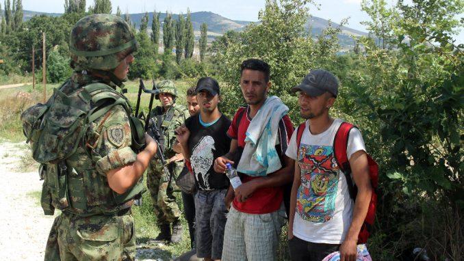 Vlasti ćute o podizanju žice za migrante 2